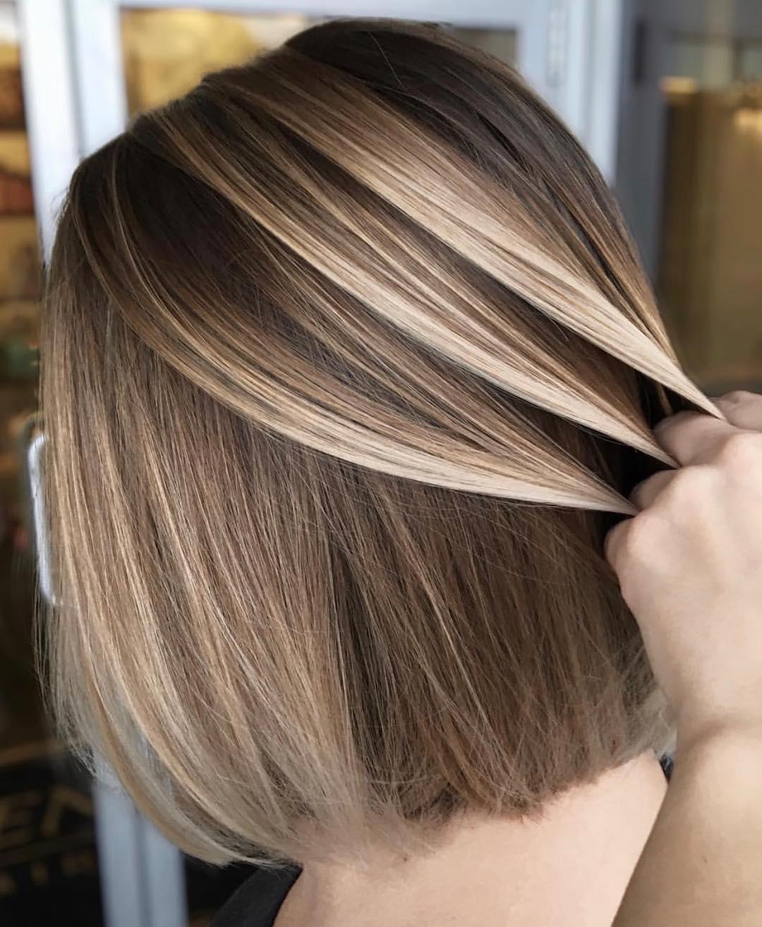 идеи покраски волос для русых фото мужчины