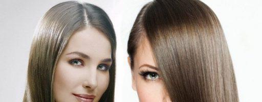 Русый цвет волос: фото до и после окрашивания (34 фото)