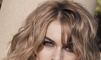 Кремовые оттенки волос (32 фото)