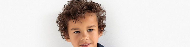 Модные прически для мальчиков 10 лет (30 фото)