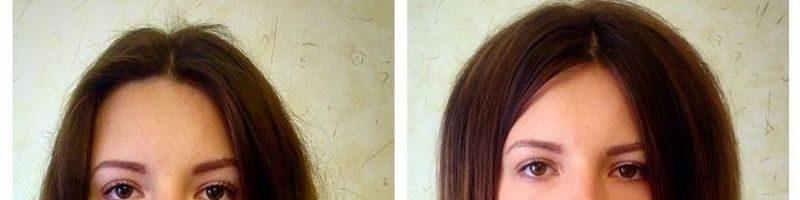 Прикорневой объем волос ( 35 фото)