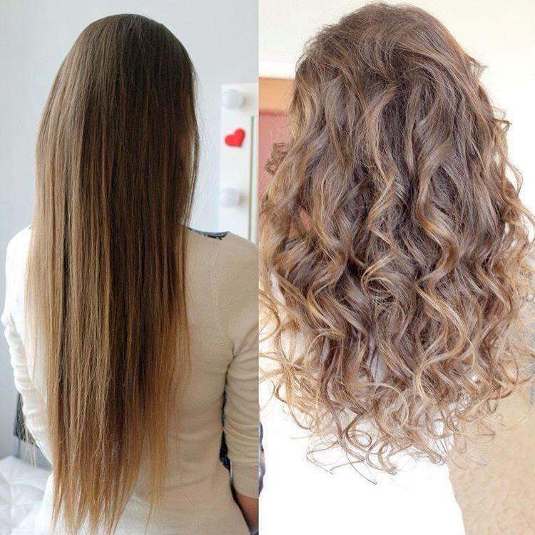 """Мой путь """" До и После """" / История моих волос"""