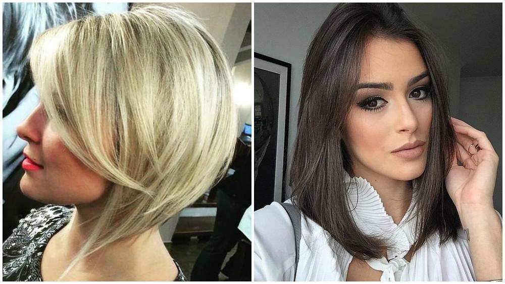 Интересные стрижки волос (31 фото)