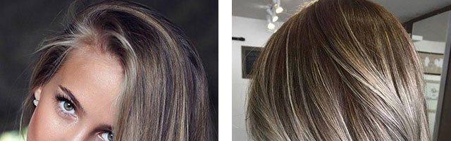 Холодные оттенки коричневого цвета волос (28 фото)