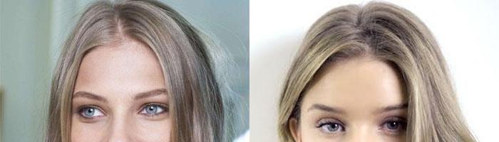 Светлый цвет волос (33 фото)
