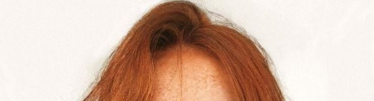 Темно-рыжий цвет волос ( 27 фото)