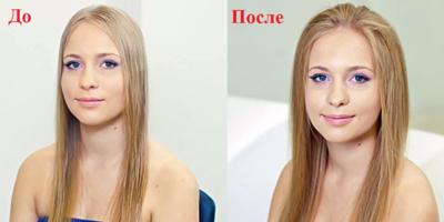 Флиссинг для волос: фото до и после (32 фото)
