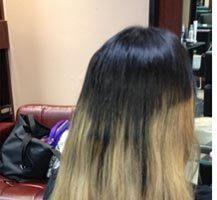Неудачные окрашивания волос (9 фото)
