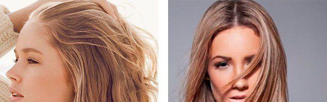 Красивые светлые оттенки волос (32 фото)