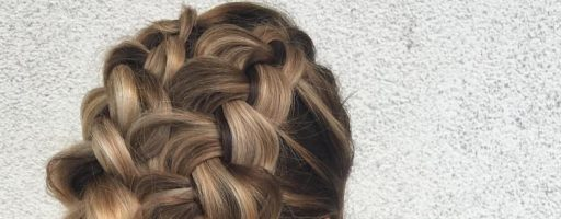 Прическа с косами на длинные волосы: варианты моделей