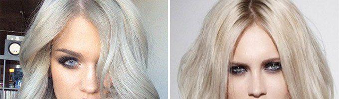 Оттенки волос блонд (16 фото)