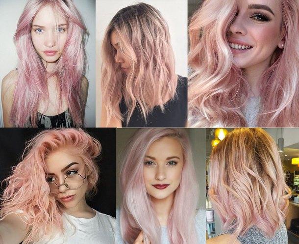 Интересно: популярные тенденции в окрашивании волос.