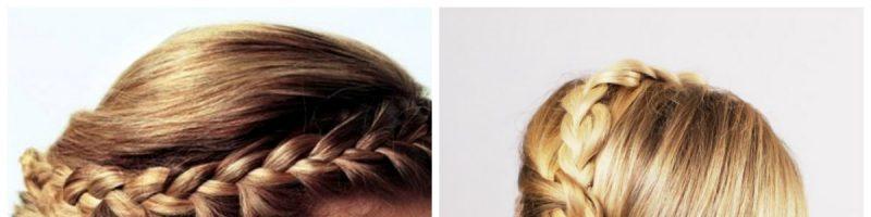 Плетение кос самой себе на длинные волосы: реальность или миф?