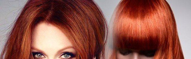 Медно-коричневый цвет волос (33 фото)
