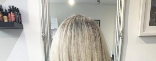 Мраморное окрашивание волос (30 фото)