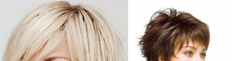 Боб-каре на жидкие волосы (31 фото)