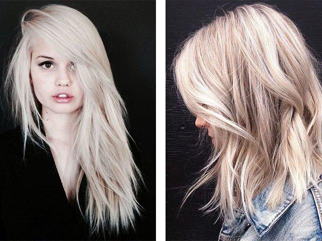 Как сделать красивый цвет волос фото 709