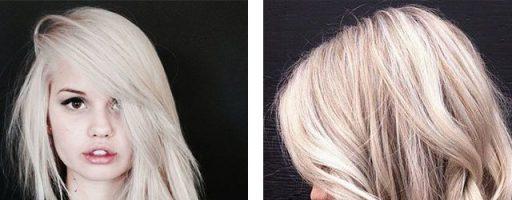 Цвет волос жемчужный блондин (34 фото)