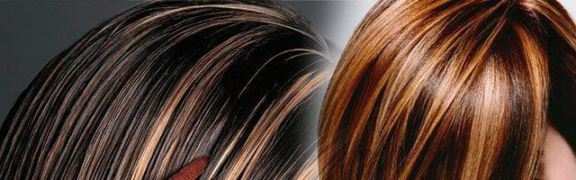 Мелирование волос на удлиненное каре (33 фото)