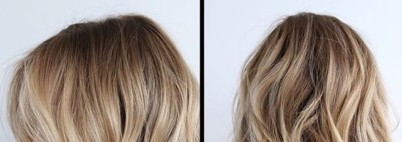 Красивое окрашивание волос для блондинок (30 фото)