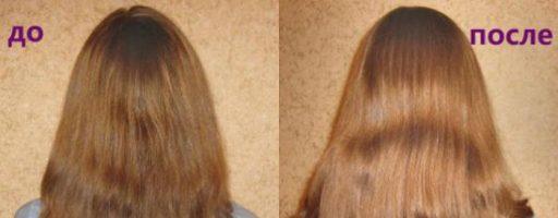 Касторка для волос: фото до и после (32 фото)