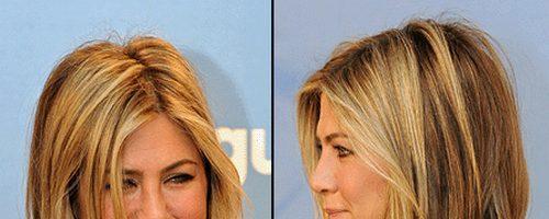 Удлиненное каре на русые волосы (32 фото)