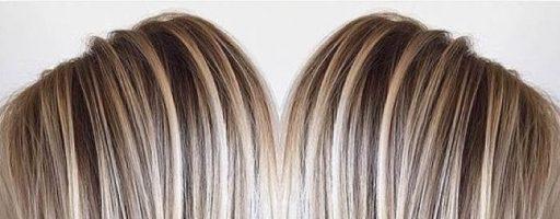 Мелирование на светлые волосы (30 фото)