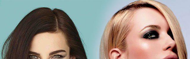 Асимметричное каре на тонкие волосы (28 фото)
