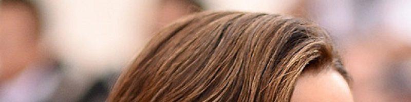 Модные кудри на волосах (30 фото)