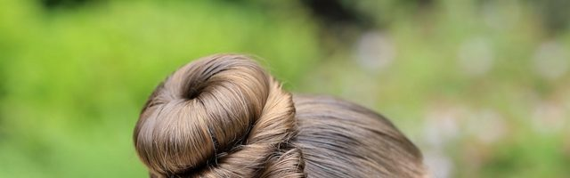 Култышка из волос (30 фото)