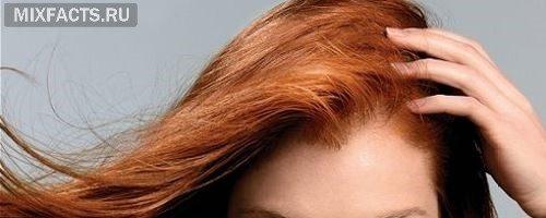 Медные оттенки волос (33 фото)