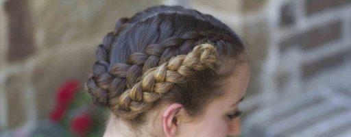 Прически в школу на длинные волосы: изящно и красиво