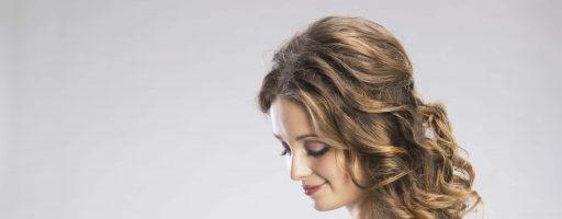 Прически на длинные волосы с кудрями: образы для торжества