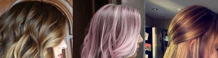 Колорирование на русые волосы (32 фото)