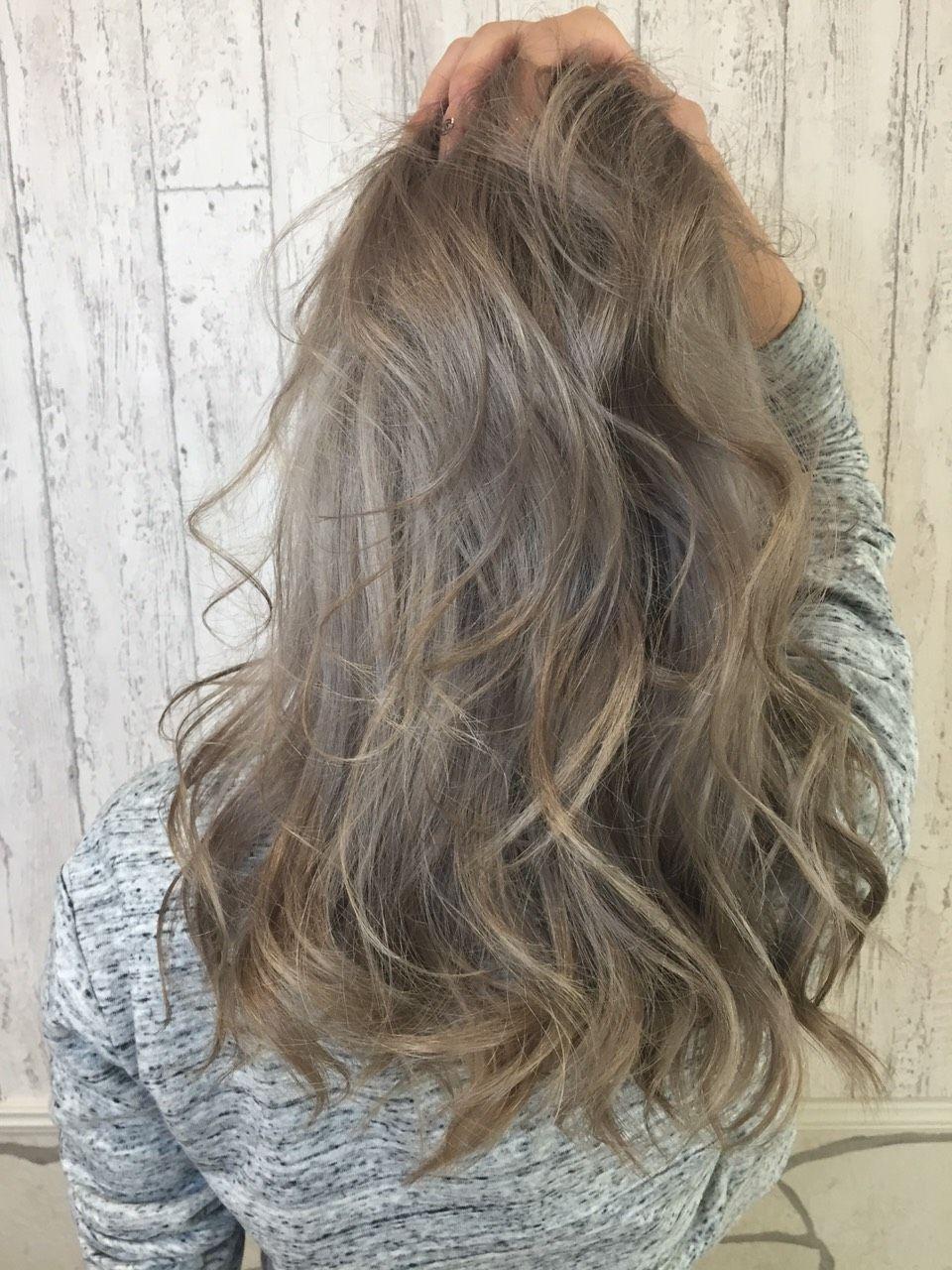 Пепельно-русый цвет волос (30 фото)