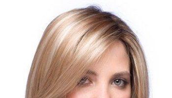 Объемные прямые волосы (29 фото)