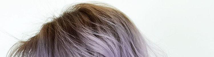 Омбре на светлые волосы (33 фото)