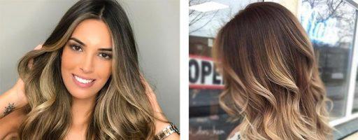 Окрашивание волос в русый цвет (32 фото)