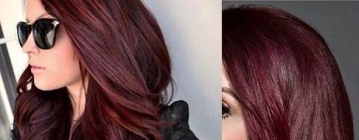 Красивое окрашивание волос для брюнеток (31 фото)