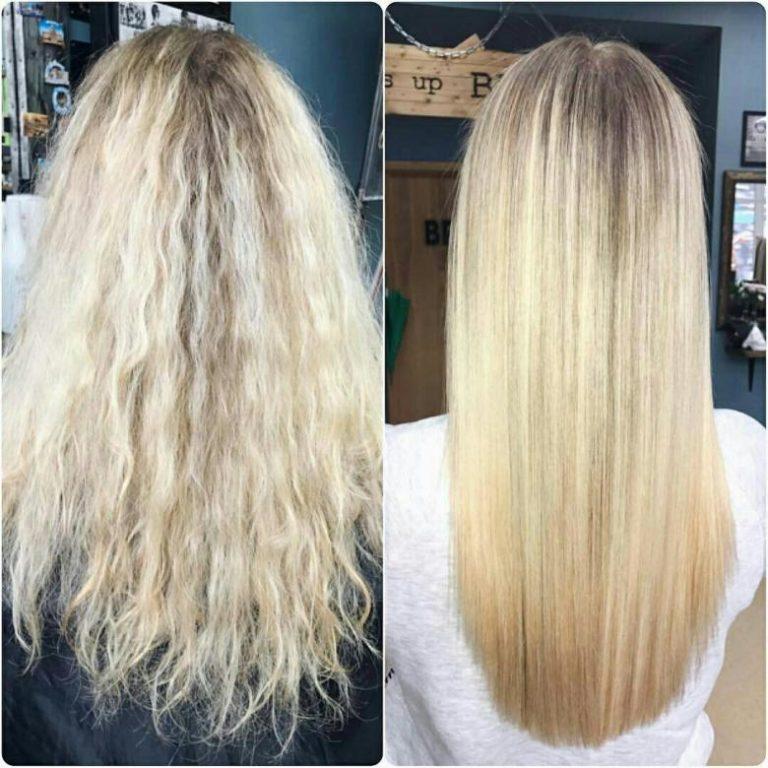 Обесцвечивание волос отзывы фото до и после опытные