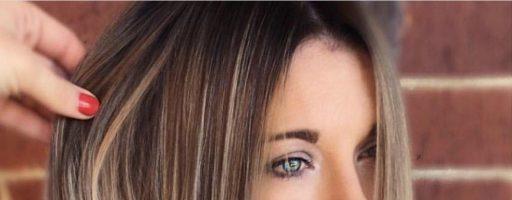 Окраска волос растяжка цвета (30 фото)