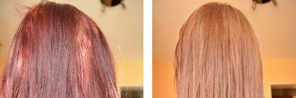 Осветление волос корицей: фото до и после (25 фото)