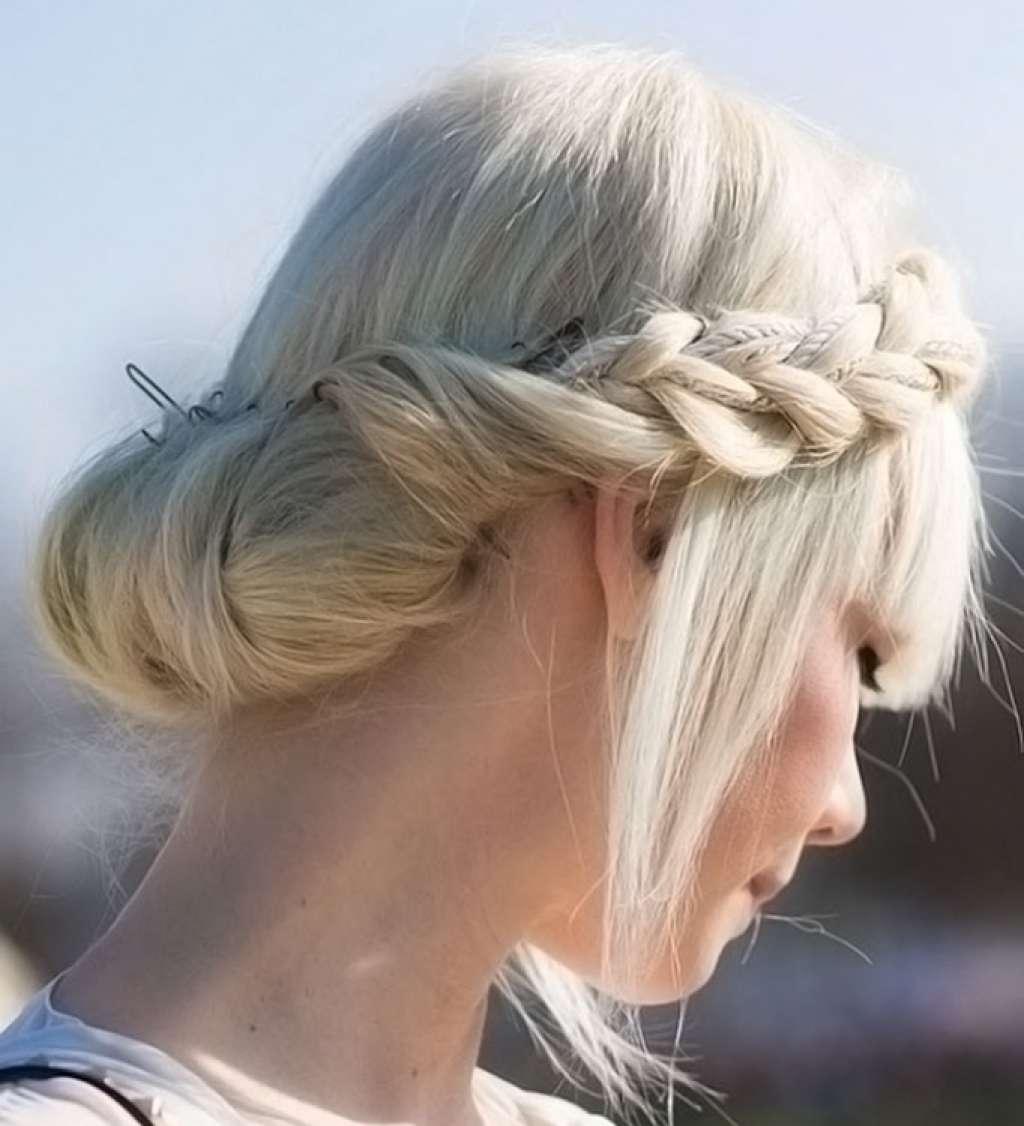 косы на средние волосы фото с челкой работа ресепшене оаэ-просто