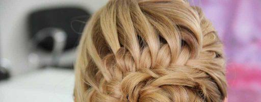 Прическа на длинные волосы из кос: азы плетения