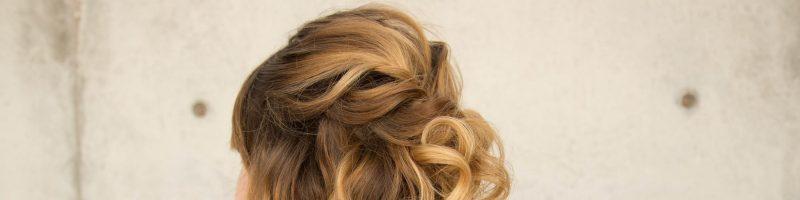 Готовимся к весне: прически на распущенные волосы