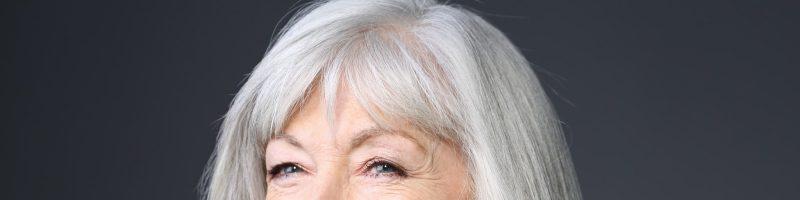 Красота не в молодости: профессиональные краски для седых волос