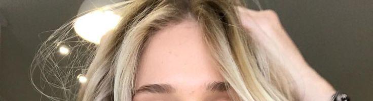 Растяжка цвета на русых волосах (30 фото)