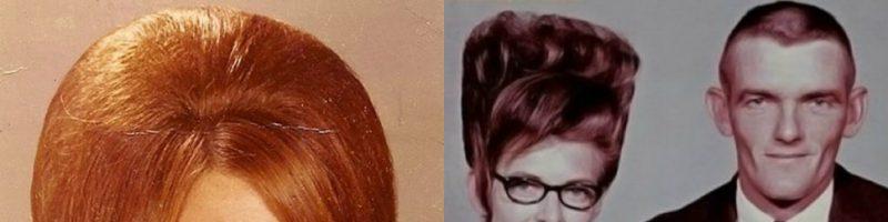 Прически 50 х годов (29 фото)