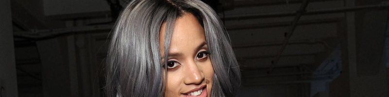 Серый цвет волос: эффект «старины» или дань моде?