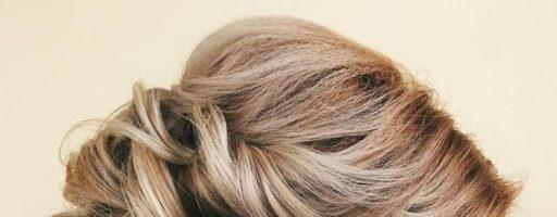 Укладка волос пучок (32 фото)